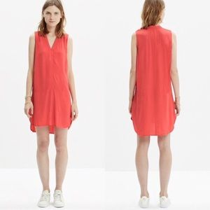 Madewell fairsky tunic shift dress. Sold out!